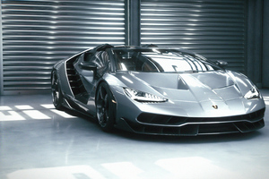 Lamborghini Centenario Cgi 4k Wallpaper