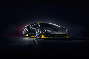 Lamborghini Centenario Cgi 5k Wallpaper