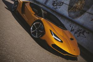 Lamborghini Centenario Cgi Art 4k Wallpaper