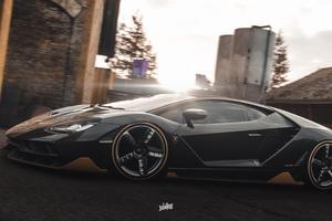 Lamborghini Centenario Forza Horizon 4