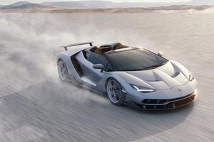 Lamborghini Centenario Roadster 8k