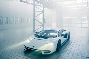 Lamborghini Countach Lpi 800 4 Wallpaper