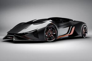 Lamborghini Diamante Concept 4k 2018