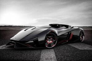 Lamborghini Diamante Concept 4k