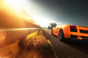 Lamborghini Emotiondrive Commercial 2018