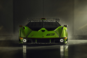 Lamborghini Essenza SCV12 2020 Wallpaper
