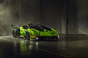 Lamborghini Essenza SCV12 2020 8k Wallpaper