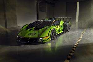 Lamborghini Essenza SCV12 8k Wallpaper