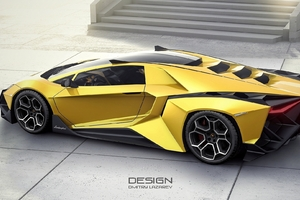 Lamborghini Forsennato Car