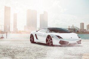 Lamborghini Gallardo Super Sport Wallpaper