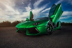 Lamborghini HD Wallpaper