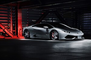 Lamborghini Huaracan LP640 Wallpaper