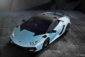 Lamborghini Huracan 1000HP Wallpaper
