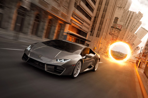Lamborghini Huracan Doctor Strange