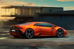 Lamborghini Huracan EVO 2019 10k