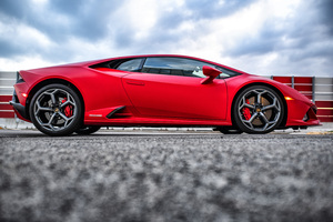 Lamborghini Huracan EVO 2019 New Wallpaper