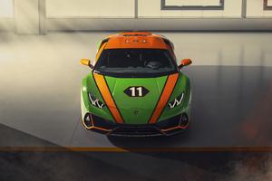 Lamborghini Huracan Evo GT 2020 Wallpaper