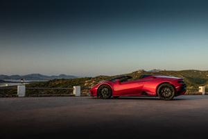 Lamborghini Huracan EVO RWD Spyder Wallpaper