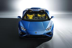 Lamborghini Huracan Evo Spyder 2020 Car