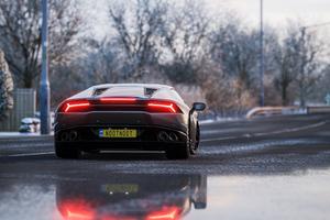 Lamborghini Huracan Forza Horizon 4