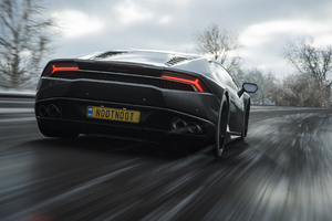 Lamborghini Huracan LP 610 Forza Horizon 4