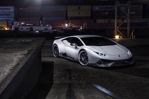 Lamborghini Huracan LP 610 Novitec Torado Wallpaper