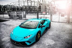 Lamborghini Huracan LP610 4