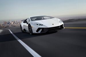 Lamborghini Huracan Performante CGI