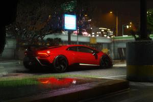 Lamborghini Huracan Performante Gta V