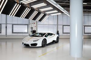 Lamborghini Huracan RWD Ad Personam
