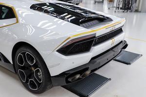 Lamborghini Huracan RWD Ad Personam Rear