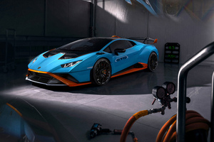 Lamborghini Huracan Sto 2020 5k Wallpaper