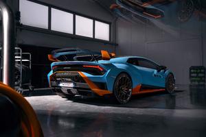 Lamborghini Huracan STO Photoshoot 5k
