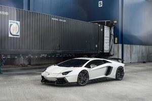 Lamborghini LP700 5k