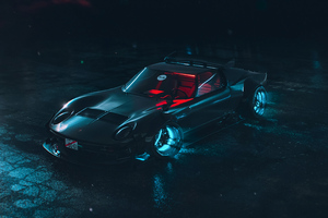 Lamborghini Miura Jota Svj Wallpaper
