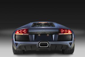 Lamborghini Murcielago LP 640 4k