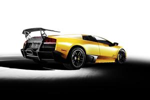Lamborghini Murcielago LP670 4