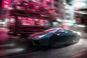 Lamborghini Reventon 4k
