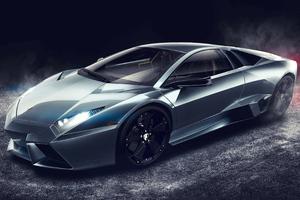 Lamborghini Reventon CGI 4k