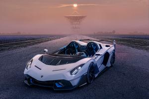 Lamborghini Sc 20 5k