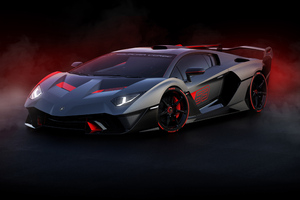 Lamborghini SC18 2018 Wallpaper
