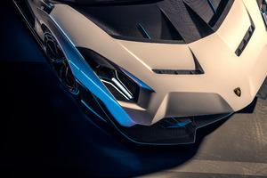 Lamborghini SC20 5k Wallpaper