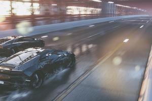 Lamborghini Showdown The Crew 2 4k