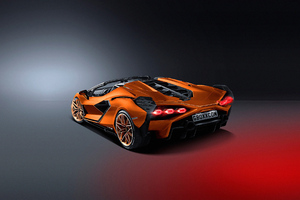 Lamborghini Sian 2019 New