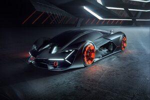 Lamborghini Terzo Millennio 2019 Car