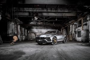Lamborghini Urus 2019 Abt