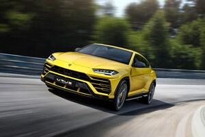 Lamborghini Urus 8k