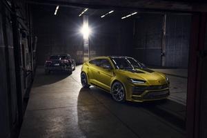 Lamborghini Urus Novitec 4k Wallpaper