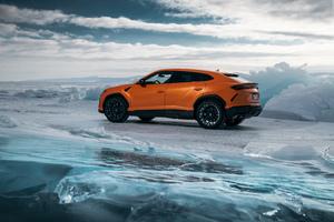 Lamborghini Urus Pearl Capsule 2021 Wallpaper