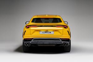 Lamborghini Urus Rear Side